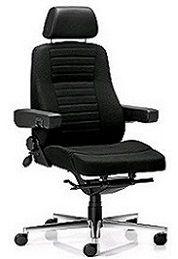 24 Stunden Stühle und Bürostühle XXL bis 200 kg