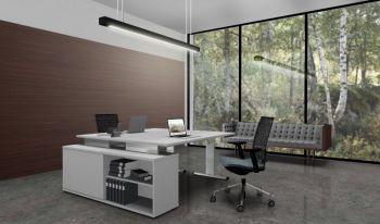 Büromöbelserie PRO8S