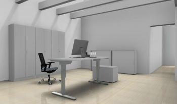 Büromöbelserie PRO9
