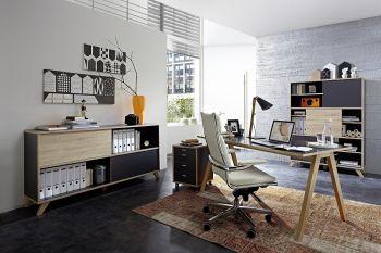 Büromöbelserie Helsinki
