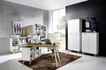 Büromöbelserie Oslo