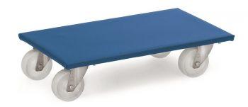 Möbelroller Fetra mit Antirutschbelag und Polyamidrädern