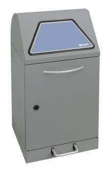Sortsystem PSV45, Trethebel + Innenbehälter, H800 mm / 45 L