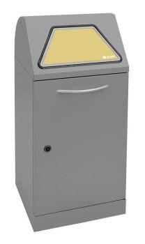 Sortsystem PSV45 mit Innenbehälter, Höhe 900 mm / 60 Liter
