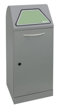 Sortsystem PSV45 mit Innenbehälter, Höhe 1100 mm / 75 Liter