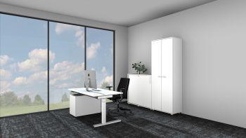 Büromöbelserie SQart C