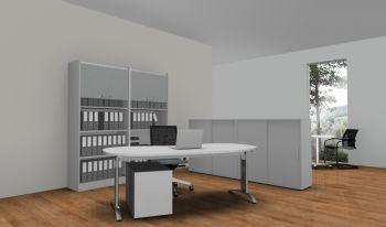Büromöbelserie PRO4S