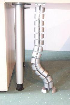 Kabelspirale vertikal