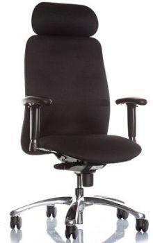 Chefsessel/Bürosessel Indiana XXL bis 150 kg mit Armlehnen
