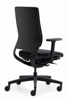 Klöber Klimastuhl mit Sitzlüftung/Sitzheizung und Armlehnen