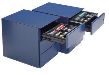 Bisley A4 Materialschale für Container