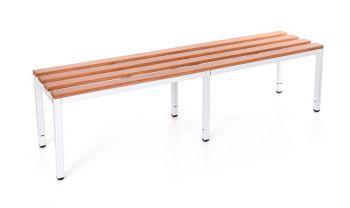 Sitzbank PROsteel - robust und flexibel!