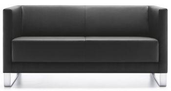Sofa Vancouver LITE 2,5 Sitzer mit Kufe