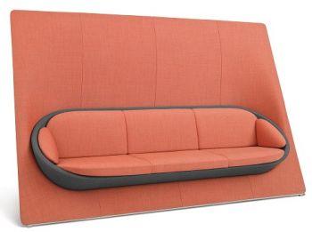 Loungesofa Wyspa 3-Sitzer