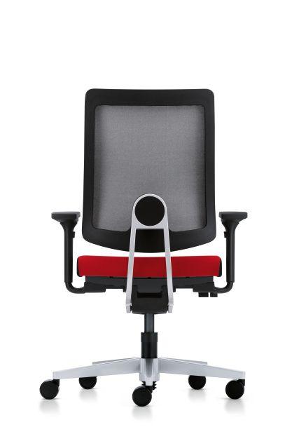 drehstuhl sedus black dot mesh24xxl bis 150 kg mit. Black Bedroom Furniture Sets. Home Design Ideas