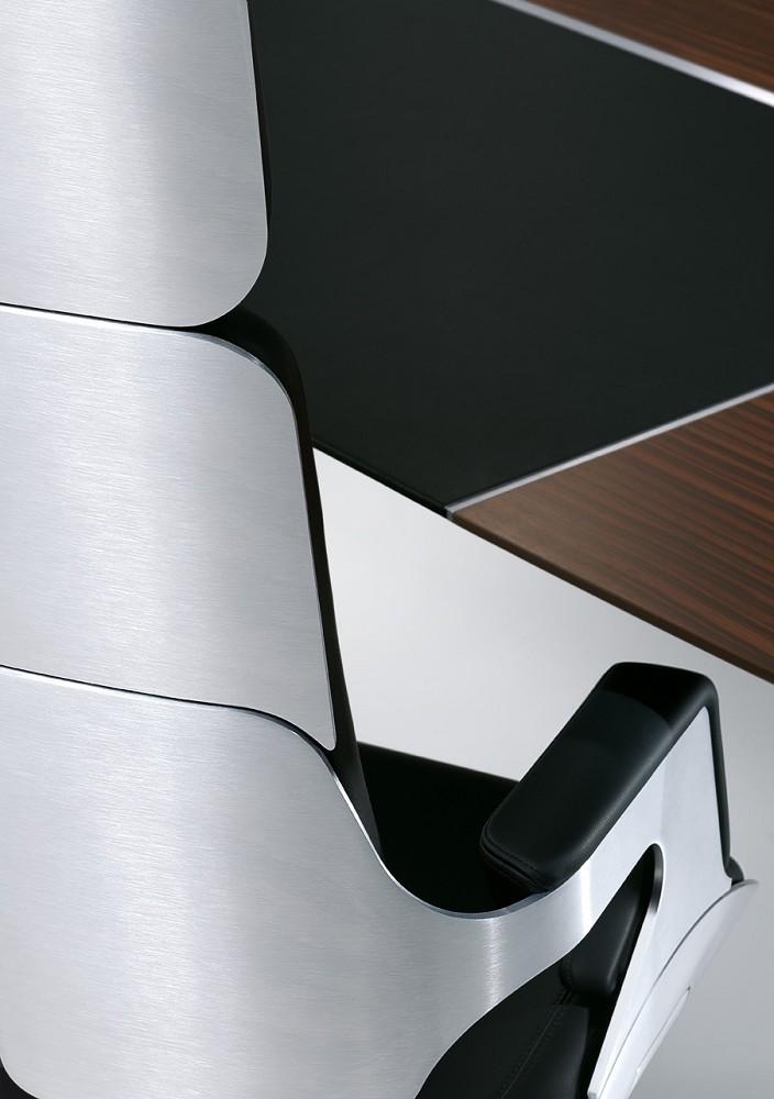 b rodrehsessel interstuhl silver 362s echtleder 362s. Black Bedroom Furniture Sets. Home Design Ideas