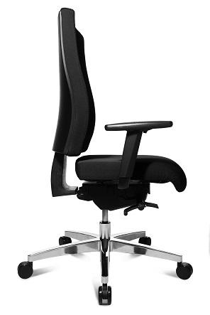 b rostuhl profi star 15 mit armlehnen ps49hw50h. Black Bedroom Furniture Sets. Home Design Ideas