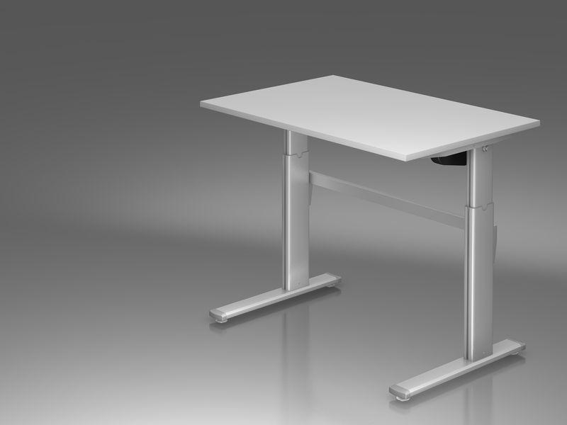 sitz steh schreibtisch serie pro10 p10sxm12 5. Black Bedroom Furniture Sets. Home Design Ideas