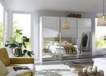 Schwebetürenschrank Caracas mit 3 Spiegeltüren Premium