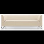 Soft Box Sofa 3 Sitzer Echtleder