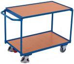 Leichter Tischwagen Cordes mit 2 Ladeflächen