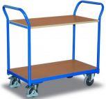 Tischwagen Cordes mit 2 Ladeflächen